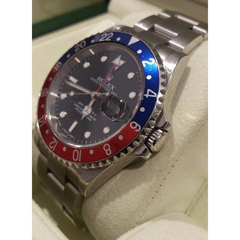 GMT-Master II STICK DIAL
