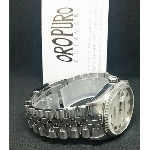 Datejust 36 mm quadrante Madreperla Originale